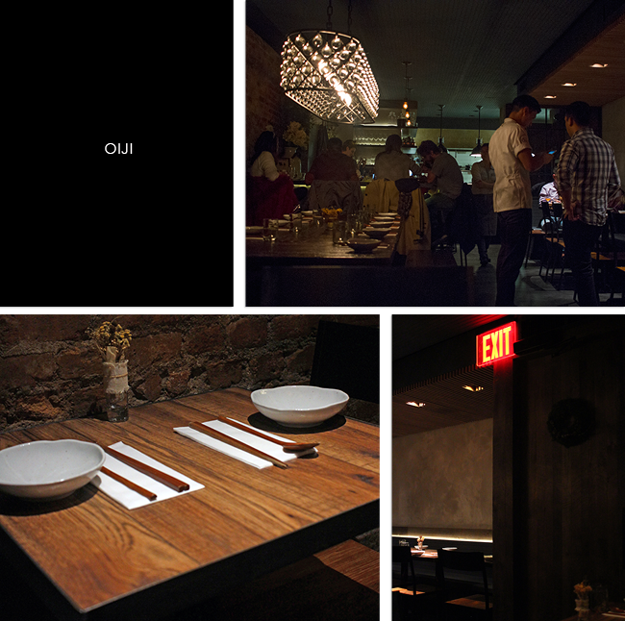 Oiji New York, Oiji Review