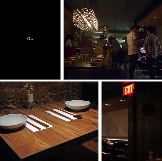 Oiji New York, Oiji Review