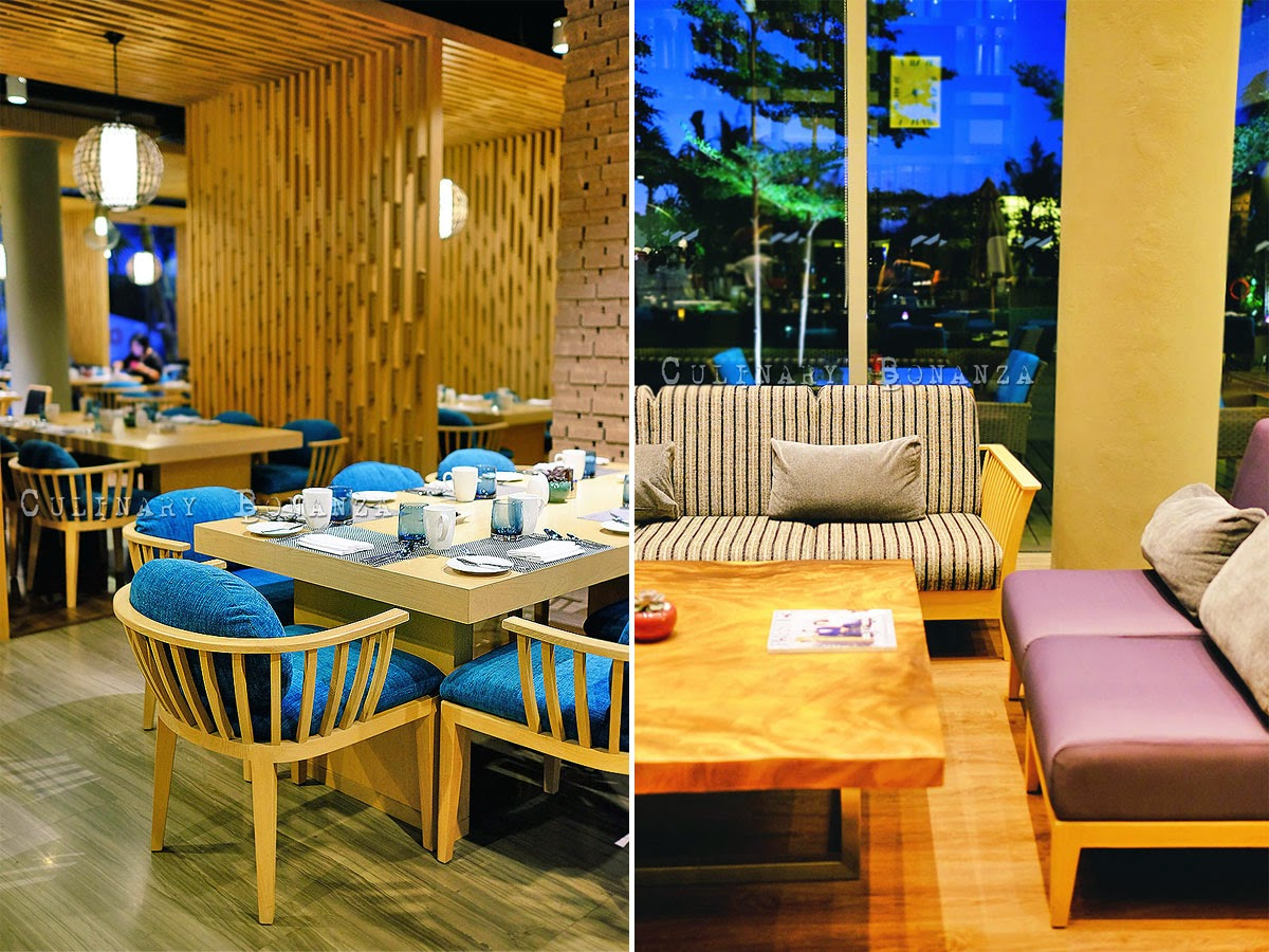 OPEN} Restaurant at Double Tree by Hilton Jakarta
