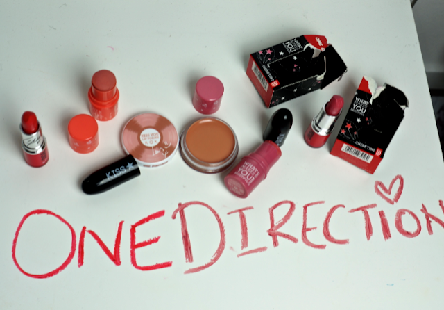 One Direction Make Up