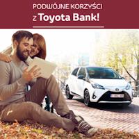 Premia 65 zł za lokatę w Toyota Banku - promocja dla obecnych klientów