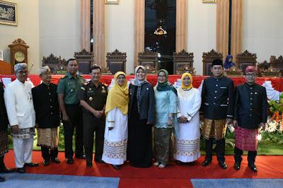 DPRD Lampung Timur Gelar Rapat Istimewa HUT ke-55 Provinsi Lampung