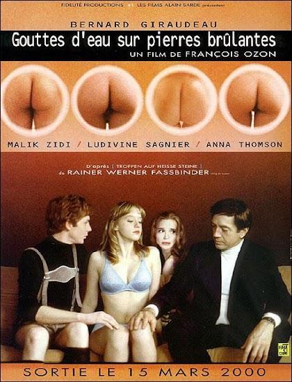 Gotas Que Caen Sobre Rocas Calientes - Gouttes D'eau Sur Pierres Brûlantes - PELICULA - Francia - 2000