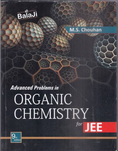 M S CHAUHAN ORGANIC CHEMISTRY FOR JEE ~ BEST IITJEE