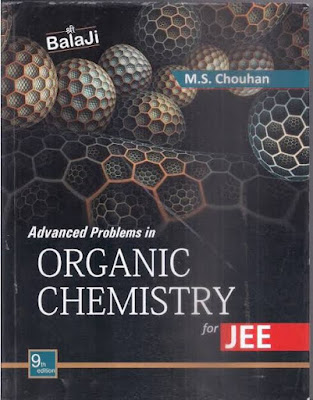 Ms chauhan organic chemistry for JEE pdf