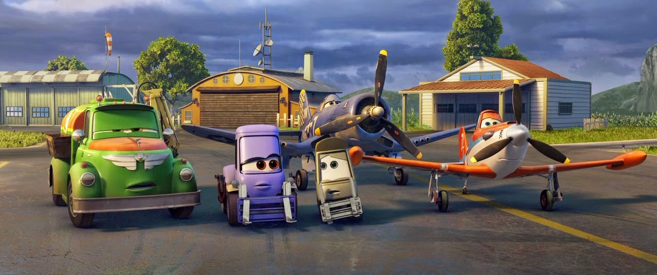 Planes Fire and Rescue (2014) S3 s Planes Fire and Rescue (2014)