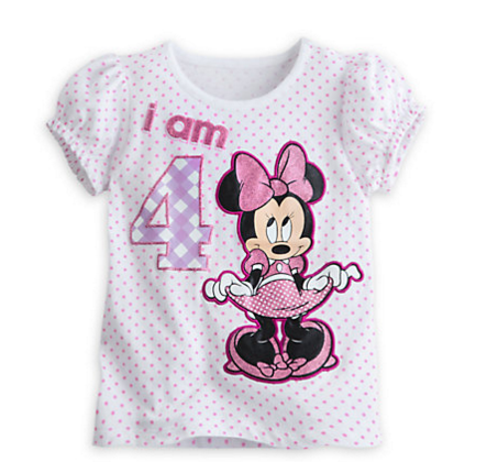 maglietta Minnie