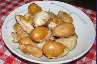 Menghilangkan Bau Amis Dengan Durian