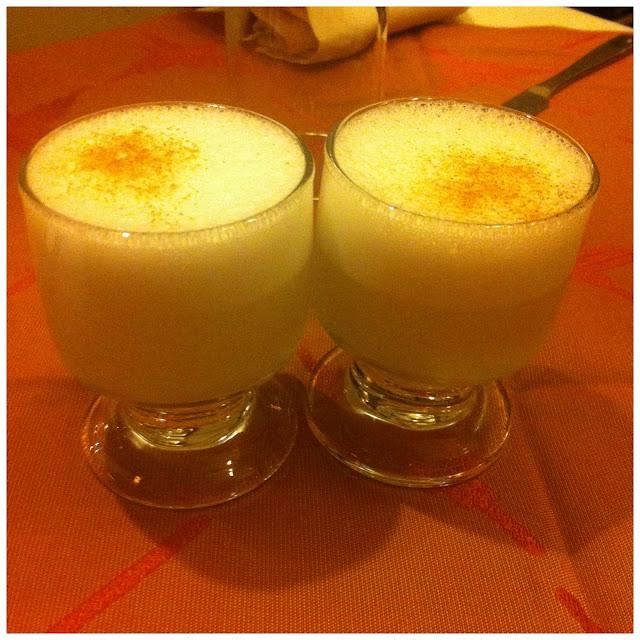 O que beber no Peru - Pisco Sour