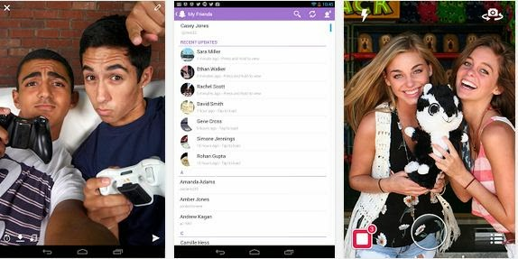 Download Snapchat APK Android Latest Version Free - Download For iPhone