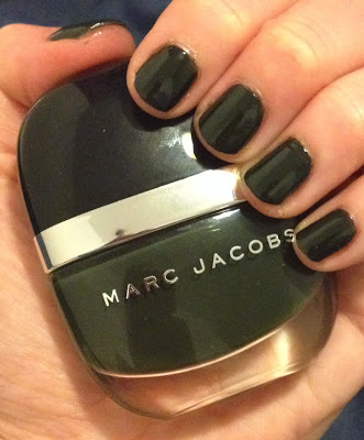 The Beauty Of Life Grunge Is Back Marc Jacobs Beauty Enamored Nail Glaze In Nirvana