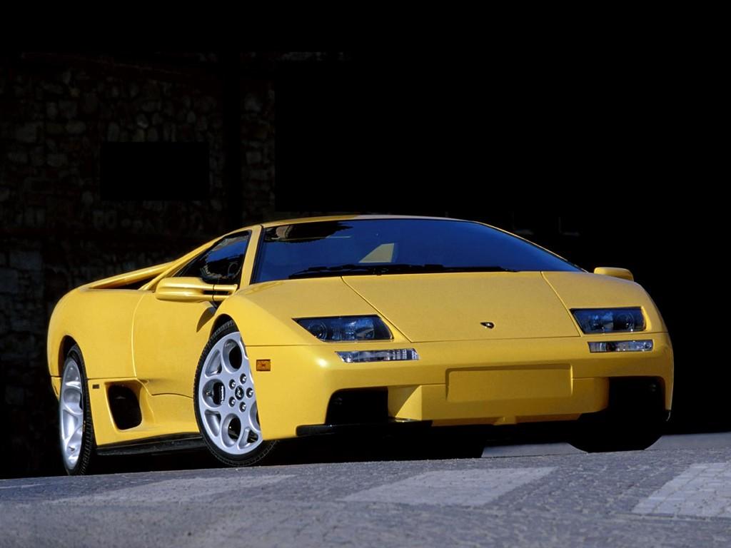 Cars On Line >> Lamborghini Aventador: Lamborghini Diablo