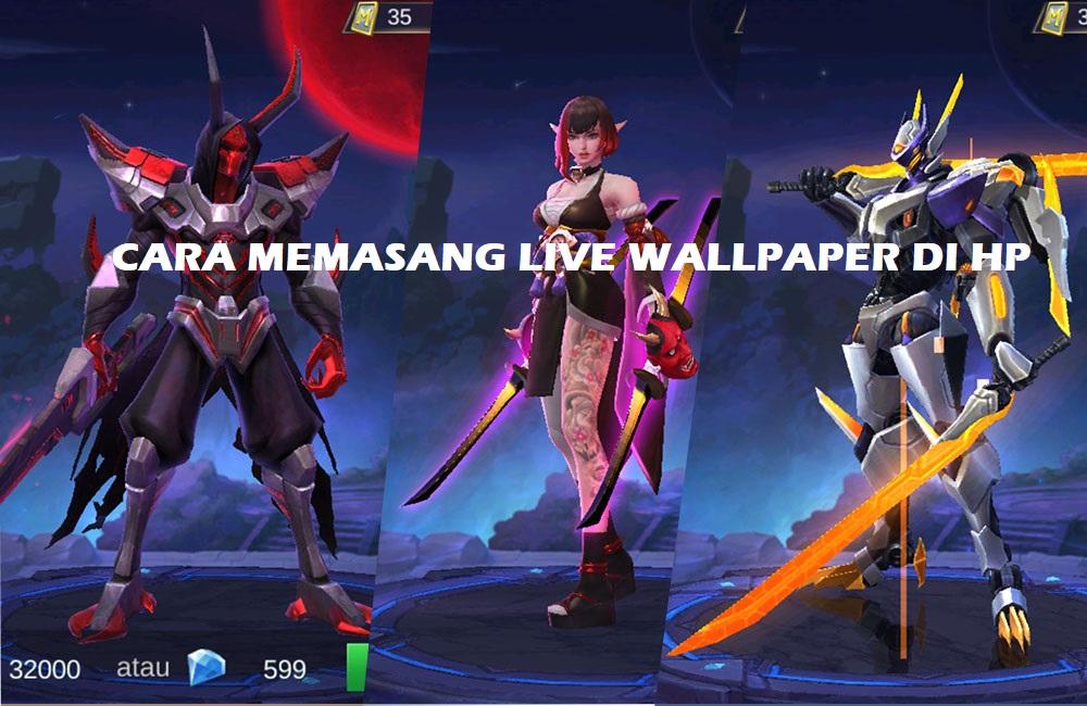 Unduh 300 Wallpaper Bergerak Mobile Legends HD Paling Keren