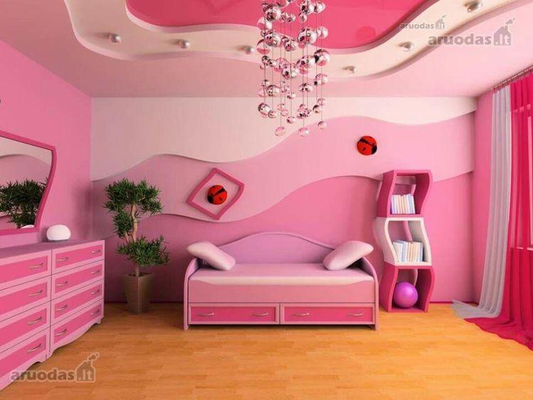 ديكورات جبس بورد غرف نوم اطفال | شركة ارابيسك