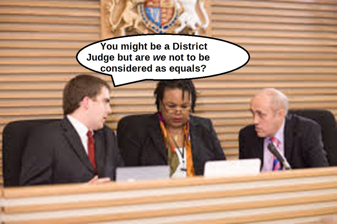 the role of magistrates Training of magistrates becoming a magistrate  threshold training accompanies each development in a magistrates' role, there is a matching training process.