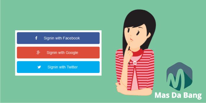 Perbandingan Antara Facebook, Twitter dan Google+