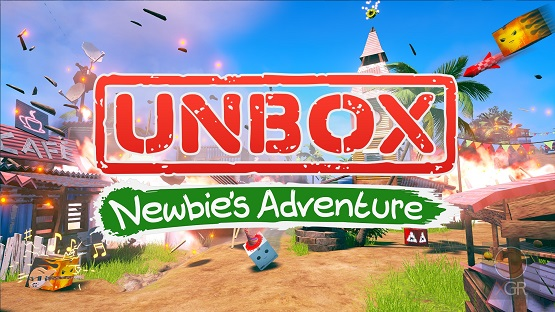 Unbox Newbies Adventure Free Download Pc Game