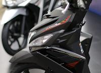 Yamaha Mio Z terbaru 2016 sayap depan