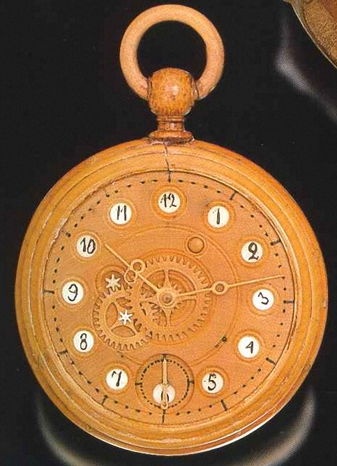 Attributable-to-N-M-Bronikoff-Wjatka-Russia-circa-1860-Wooden-watch