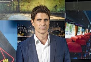 Gianecchini como Régis. Foto – Globo.