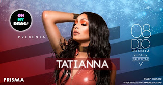 FIESTA Oh My Drag! con Tatianna 2