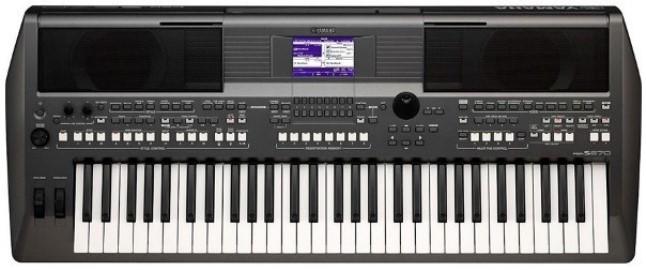 Virtual musik dan keyboard for Yamaha psr s770 review