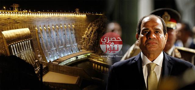 صحيفة روسية تتوقع نشوب حرب بين مصر واثيوبيا بسبب سد النهضة