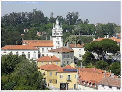 Palácio Nacional de Sintra; Portugal; sem guia; Europa;