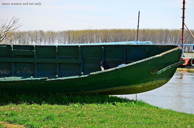 navigarea pe Dunare si raurile din Romania