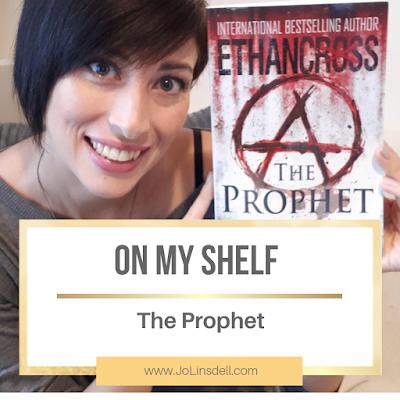 On My Shelf: The Prophet by Ethan Cross