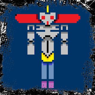 Retro Pixel Wahnsinn