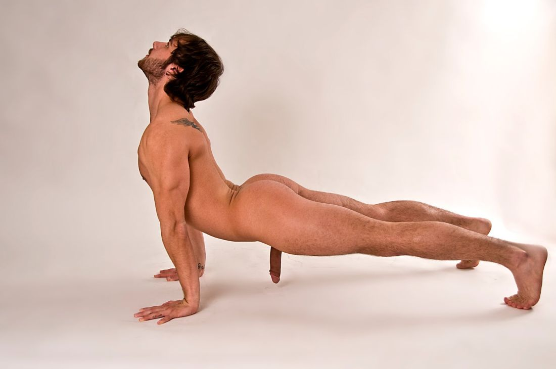 Nude Male Yoga Videos