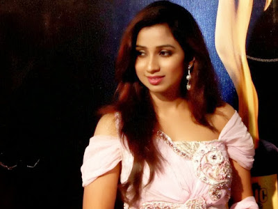 Indian Singer Shreya Ghoshal HD Pictures