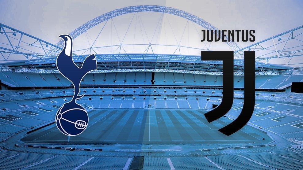 Tottenham-Juventus: probabili formazioni, orario e dove vederla in tv e streaming