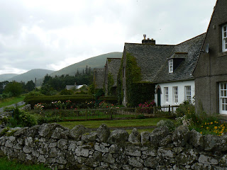 Hethpool, the small village at the entrance to the beautiful College Valley in the northern Cheviots