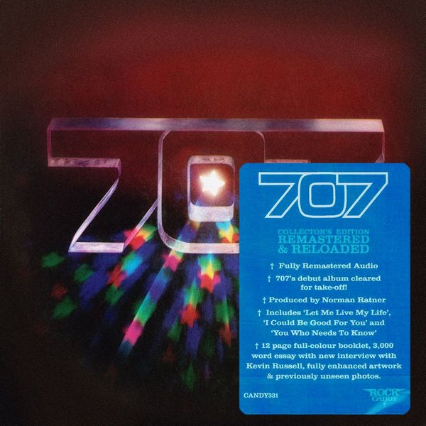 707 - 707 [Rock Candy remastered] (2017) full
