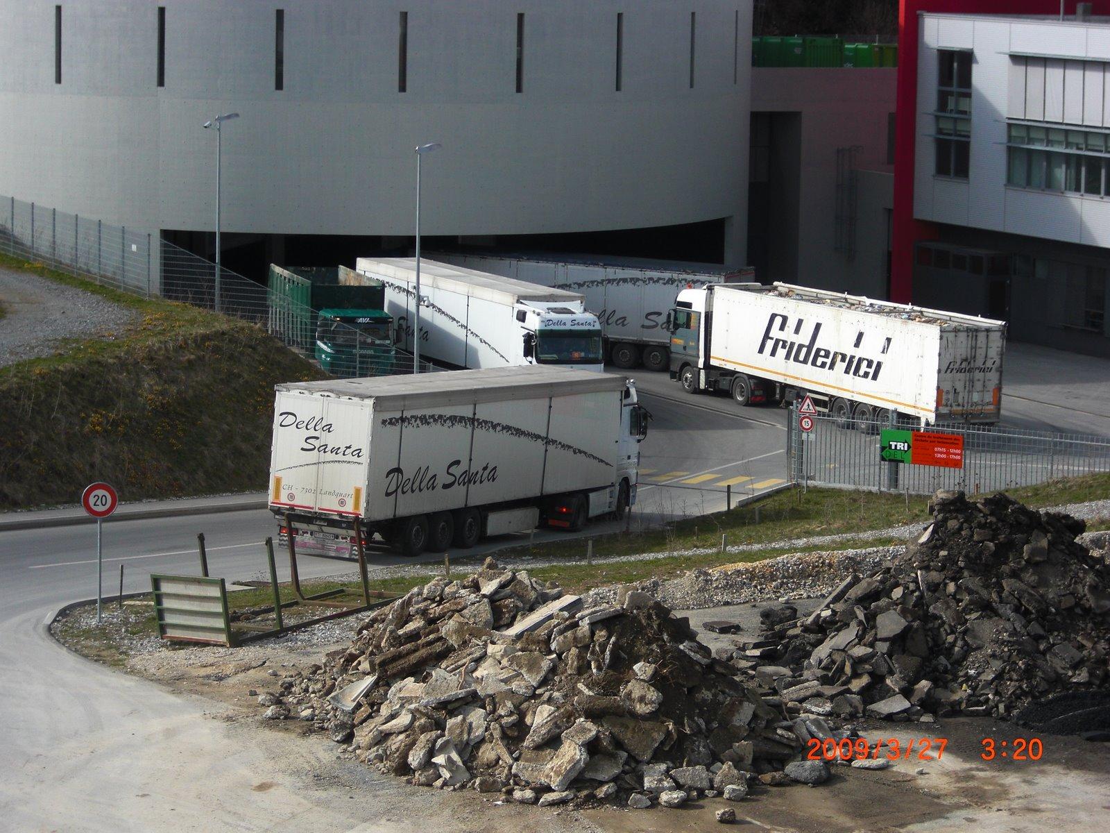 La Suisse manque d'ordures, elle en importe !
