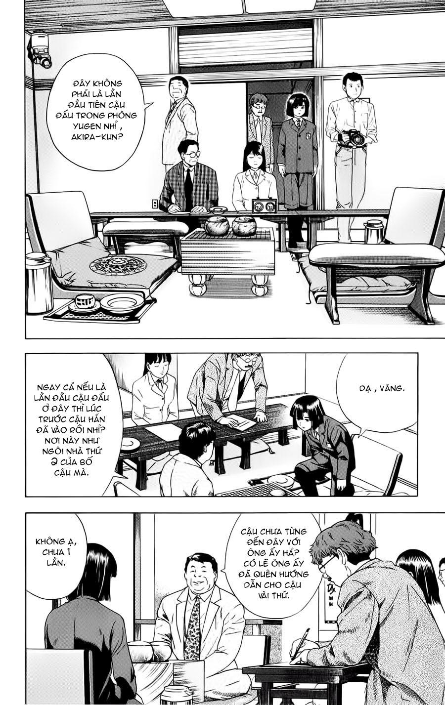 Hikaru No Go hikaru no go chap 48 trang 2