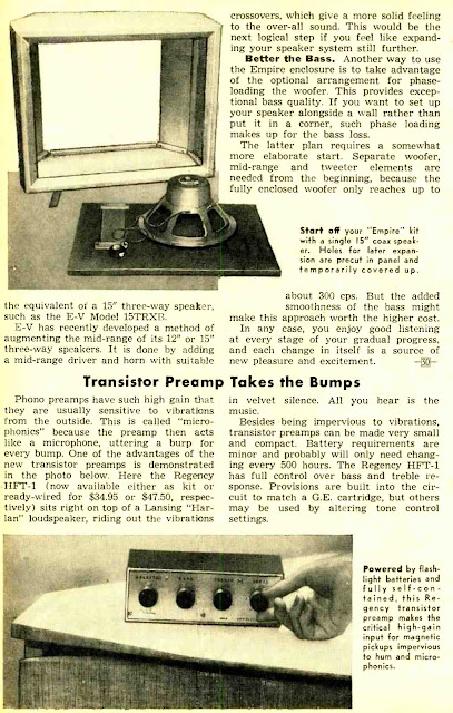 1957 - Multiple Speakers For Very Best In Hi-Fi