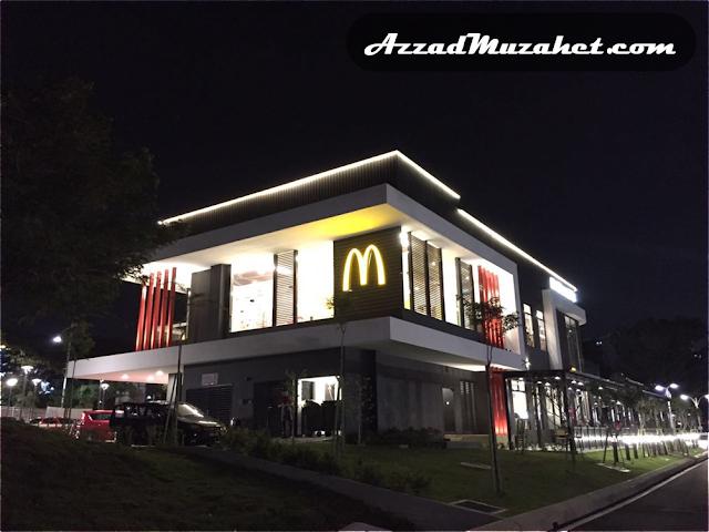 McDonald's Putrajaya 24 Hours