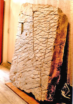 La piedra de Dashka - el mapa del creador