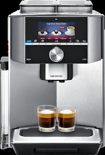 Siemens EQ9 TI907201RW Ekspres do kawy