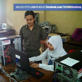 Sharing Printer TKJ SMK G Pekalongan