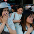 Un fuerte sismo estremece el norte de Manila, en Filipinas