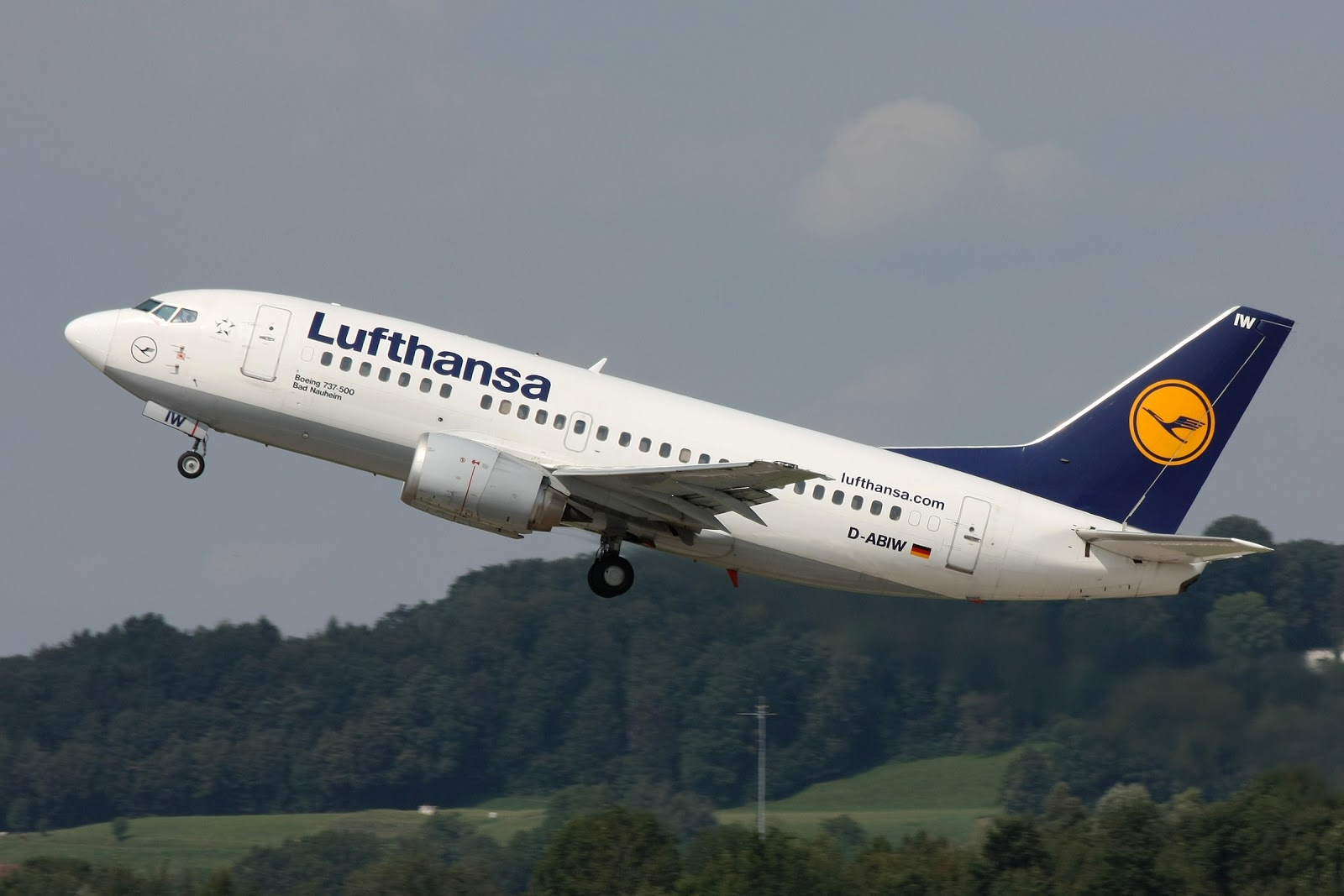 #Lufthansa Charges Fresh Ticket Fee on Consumers