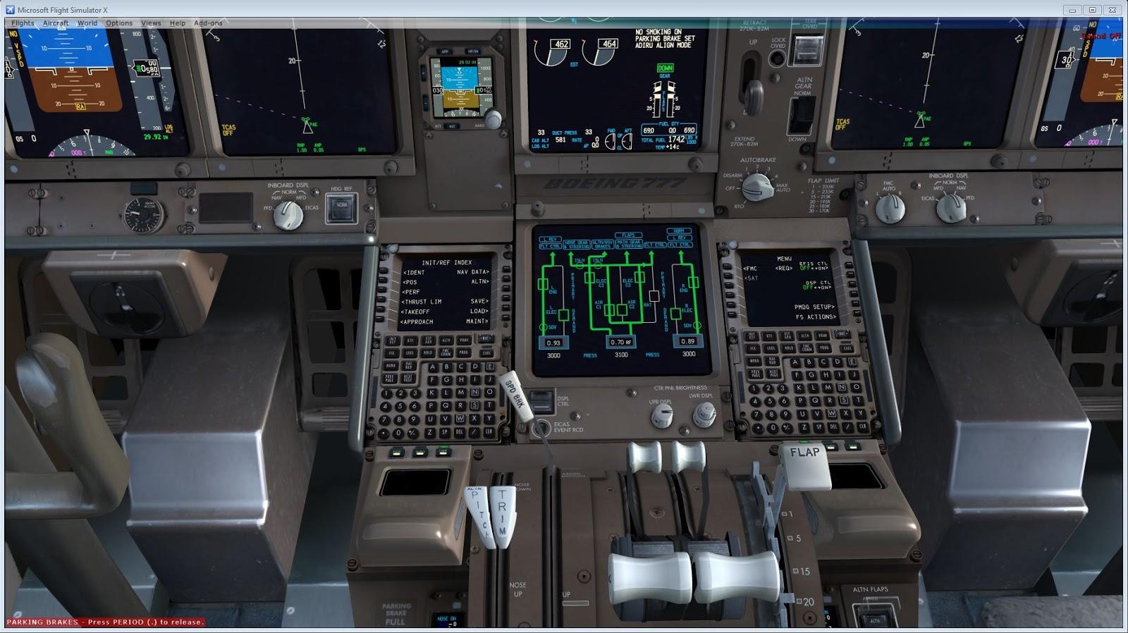 PMDG News #3 - Flight Simulator - Escuadrón 69
