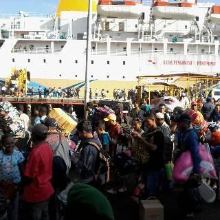 Naik Kapal Pelni Dari Papua Dimanjakan Fasilitas Kabarpapua Co