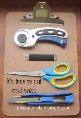 Cutting tools for Crafts