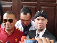 Ahmad Dhani Takut Gayanya Terbarunya Ditiru Jokowi
