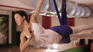 Health benefits of Aerial yoga